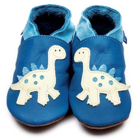 Inch Blue Dino Blue/Buttermilk Shoes