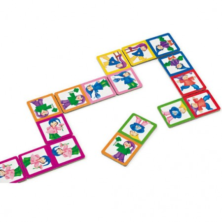 Selecta Gnome Domino