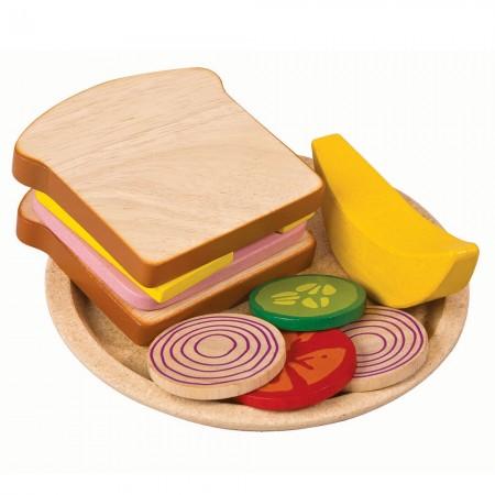 Plan Toys Sandwich Meal
