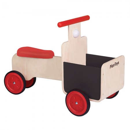Plan Toys Delivery Bike