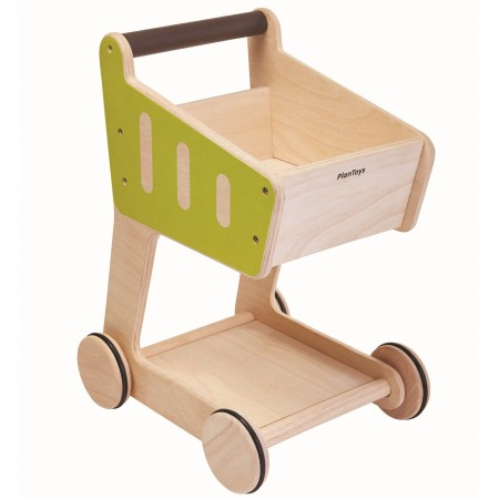 Plan Toys Shopping Trolley
