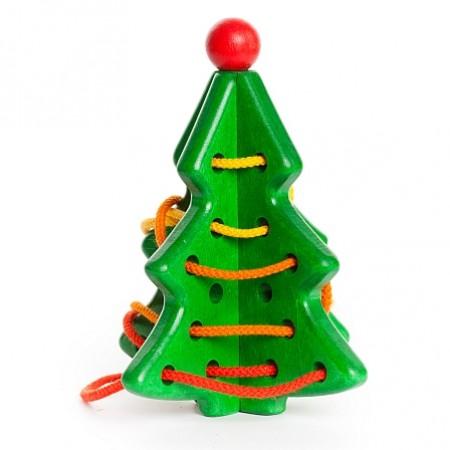 Bajo Lacing Christmas Tree