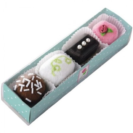 Haba Set of 4 Petit Fours