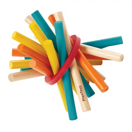 Plan Toys Mini Pick-Up Sticks Tin