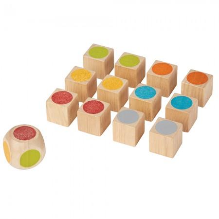 Plan Toys Mini Memo Game Tin