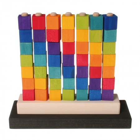 Grimm's Coloured Rows Game