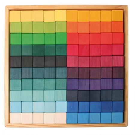 Grimm's Large Mosaic Square