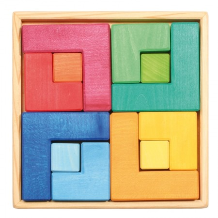 Grimm's Creative Puzzle Square