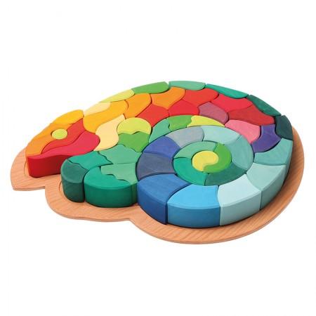 Grimm's Chameleon Puzzle