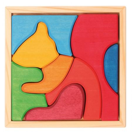 Grimm's Squirrel Puzzle