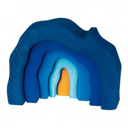 Glückskäfer Blue Grotto