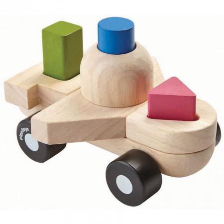 Plan Toys Plane Sorting Puzzle