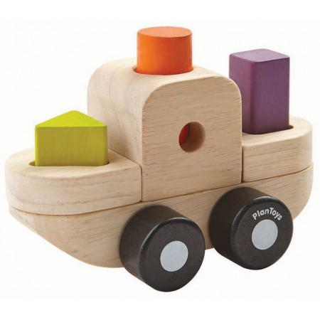 Plan Toys Boat Sorting Puzzle