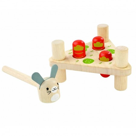 Plan Toys Hammer Head Rabbit