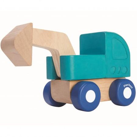 Plan Toys Mini Excavator