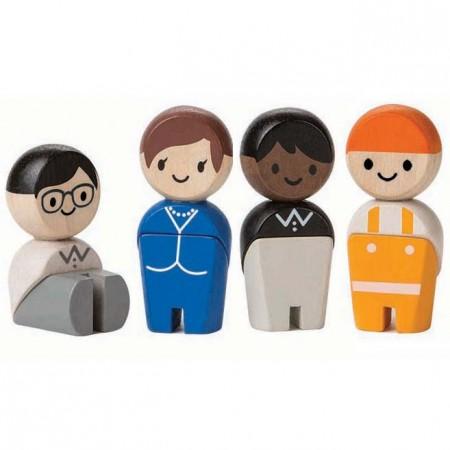 Plan Toys Trades People PlanWorld