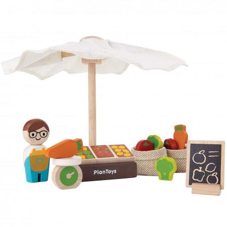 Plan Toys Market PlanWorld