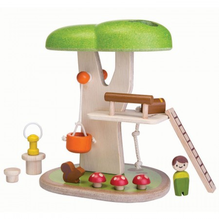 Plan Toys Tree House PlanWorld