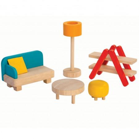 Plan Toys Living Room