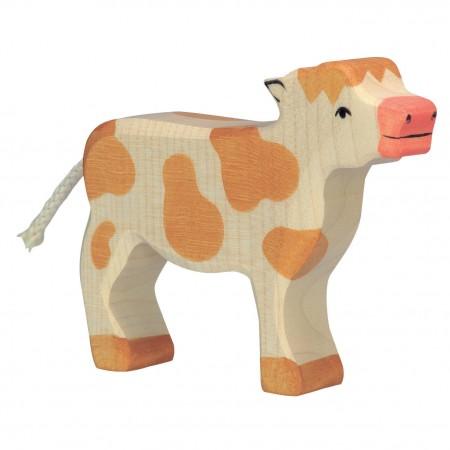 Holztiger Brown Standing Calf