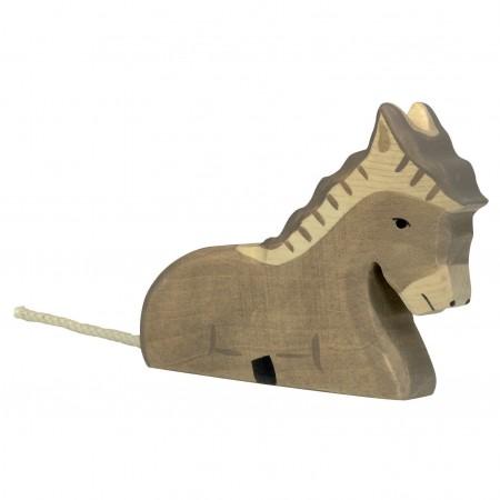 Holztiger Lying Donkey