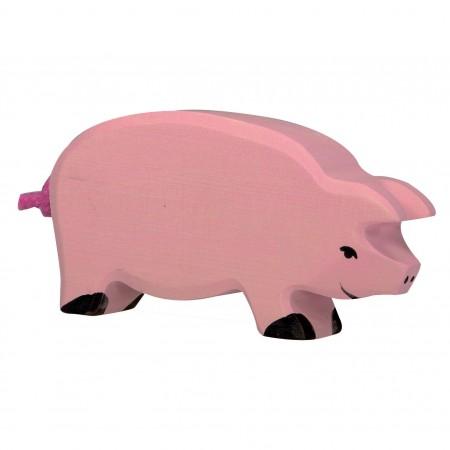 Holztiger Pig