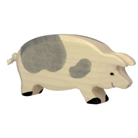 Holztiger Dappled Pig