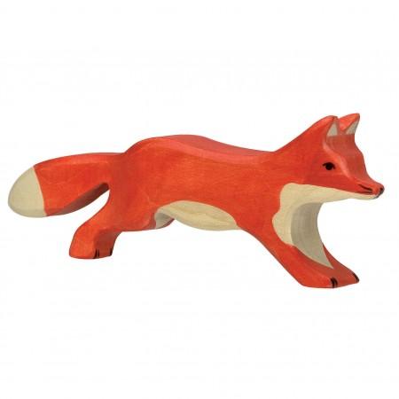 Holztiger Running Fox