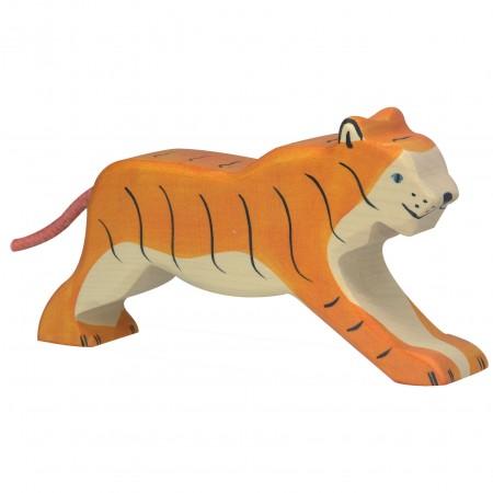 Holztiger Running Tiger