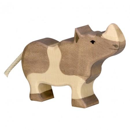 Holztiger Small Rhinoceros