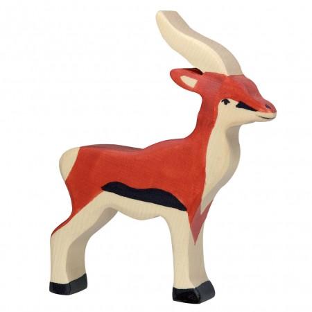 Holztiger Antelope