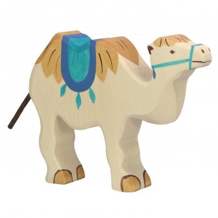 Holztiger Camel With Saddle