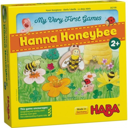 Haba Hanna Honey Bee