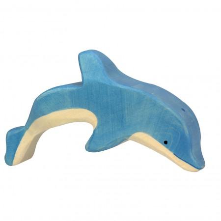 Holztiger Jumping Dolphin
