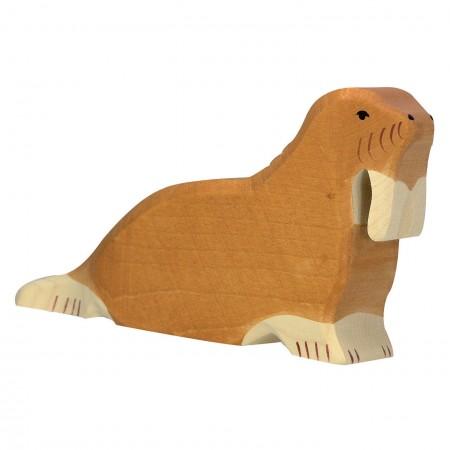 Holztiger Walrus