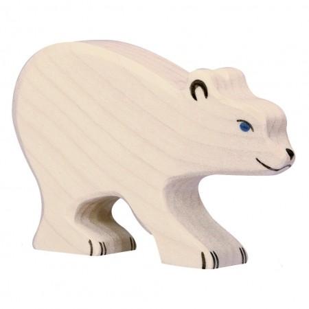 Holztiger Small Polar Bear 1
