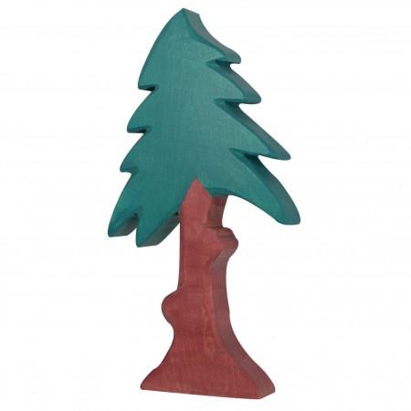 Holztiger Conifer Tree with Crown