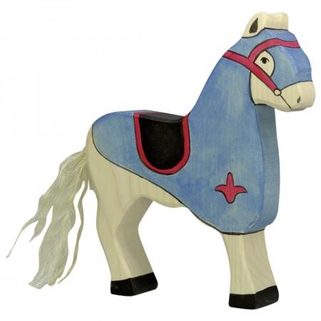 Holztiger Blue Tournament Horse