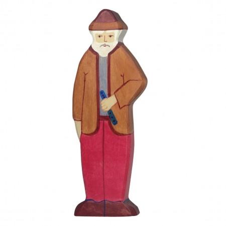 Holztiger Grandfather