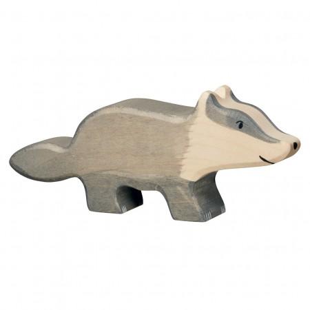 Holztiger Badger