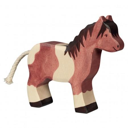Holztiger Pony