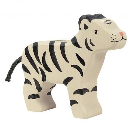 Holztiger Small White Tiger