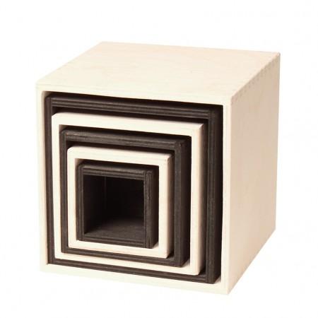 Grimm's Large Monochrome Boxes Set