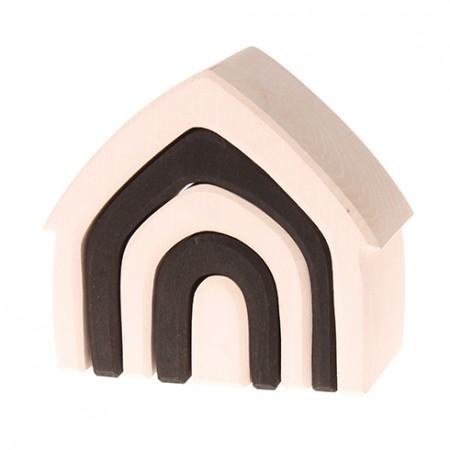 Grimm's Monochrome House