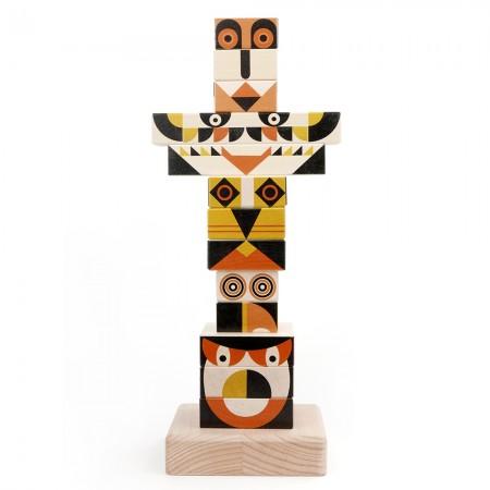 Bajo Totem Pole Puzzle