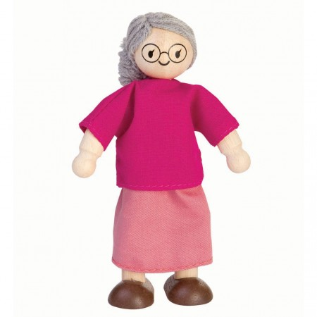 Plan Toys Grandmother Doll