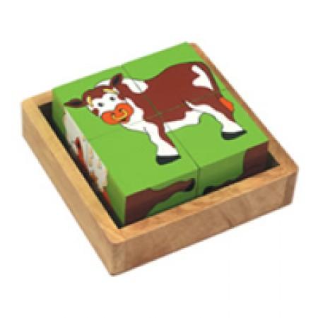 Farm Block Puzzle