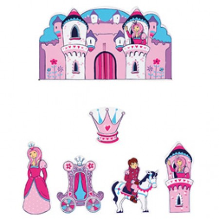 Fair Trade Fairytale Princess Mobile