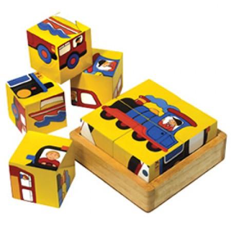 Lanka KAde Transport Block Puzzle