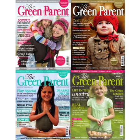 The Green Parent Magazine